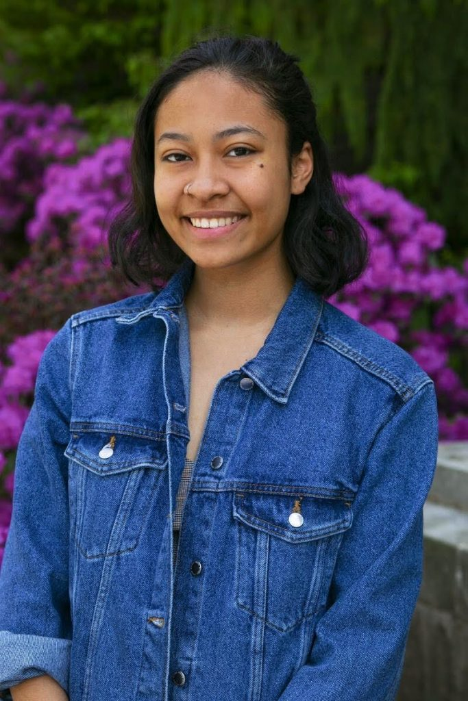 Maia is currently a senior undergraduate at the College of the Holy Cross