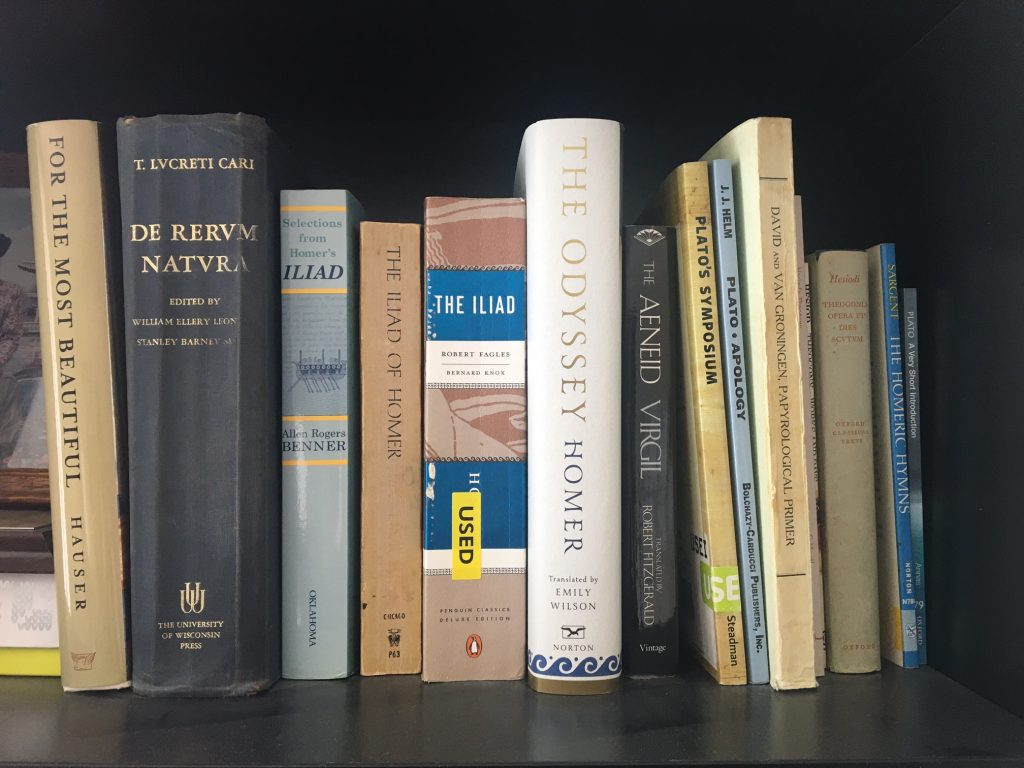 Books that are staples in the field of Classical Studies